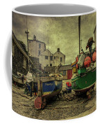 Portloe Boats  Coffee Mug