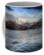 Porto And Vila Nova De Gaia River View Coffee Mug