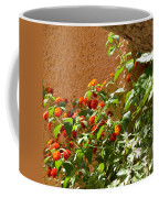 Portofino Flowers Coffee Mug