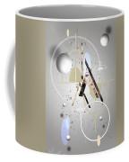 Portrait Abstract Coffee Mug
