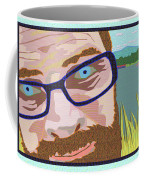 Portrait At Lake Junaluska Coffee Mug
