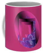 Portrait In Berry 3 Coffee Mug