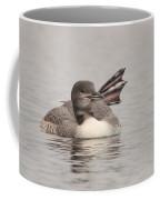 Portrait In Grey Coffee Mug