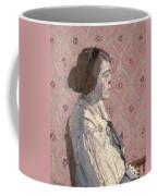 Portrait In Profile Coffee Mug