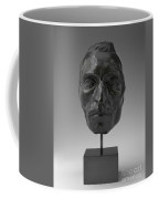 Portrait Mask Of Etienne Carjat Coffee Mug