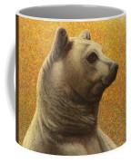 Portrait Of A Bear Coffee Mug