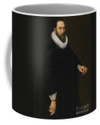 Portrait Of A Bearded Gentleman Coffee Mug