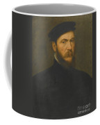 Portrait Of A Bearded Man Coffee Mug