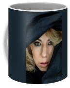 Portrait Of A Beautiful Woman Coffee Mug