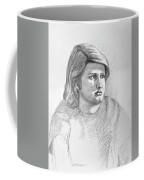 Portrait Of A Boy Coffee Mug