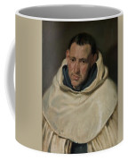 Portrait Of A Carmelite Friar Coffee Mug