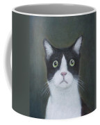 Portrait Of A Cat Coffee Mug