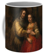 Portrait Of A Couple As Figures From The Old Testament Coffee Mug