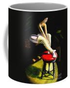 Portrait Of A Dancer Coffee Mug