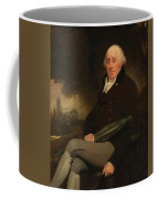 Portrait Of A Gentleman Beechey, William Coffee Mug