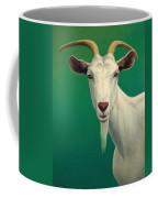 Portrait Of A Goat Coffee Mug