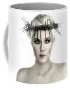 Portrait Of A Jesus Woman Coffee Mug