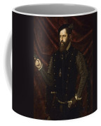 Portrait Of A Knight Of The Order Of Santiago Coffee Mug