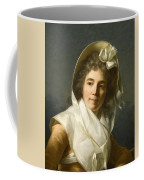 Portrait Of A Lady Coffee Mug