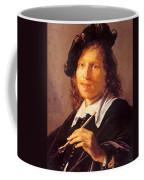 Portrait Of A Man 1640 Coffee Mug