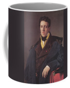 Portrait Of A Man Coffee Mug