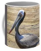 Portrait Of A Pelican Coffee Mug