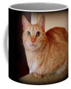Portrait Of A Tabby Coffee Mug