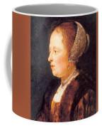 Portrait Of A Woman 1640 Coffee Mug