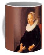 Portrait Of A Woman 1646 Coffee Mug