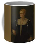 Portrait Of A Woman Perhaps Pellegrina Morosini Capello Coffee Mug
