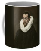 Portrait Of A Young Gentleman Coffee Mug