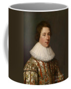 Portrait Of A Young Gentleman Coffee Mug
