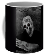 Portrait Of A Zombie Coffee Mug