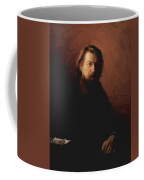 Portrait Of Alexei Antipowitsch Potechin Coffee Mug