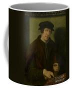 Portrait Of An Almoner Of Antwerp Coffee Mug