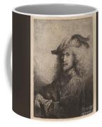 Portrait Of An Officer Coffee Mug