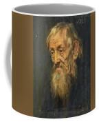 Portrait Of An Old Man 1913 Coffee Mug