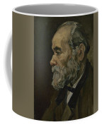 Portrait Of An Old Man Antwerp December 1885 Vincent Van Gogh 1853  1890 Coffee Mug