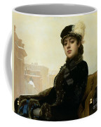 Portrait Of An Unknown Woman Coffee Mug