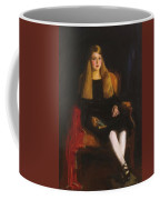 Portrait Of Anne M Tucker 1926 Coffee Mug