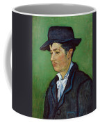 Portrait Of Armand Roulin Coffee Mug