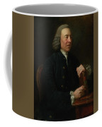 Portrait Of Benjamin Stillingfleet Coffee Mug