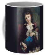 Portrait Of Catherine Du Bouchage Coffee Mug