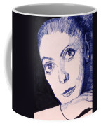 Portrait Of Catherine Coffee Mug