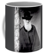 Portrait Of Charles Darwin Coffee Mug