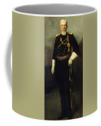 Portrait Of Colonel David Perry 9th U Cavalry 1907 Coffee Mug