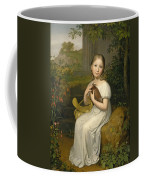 Portrait Of Countess Louise Bose As A Child Coffee Mug