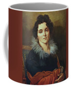Portrait Of Darya Nikolaevna Chvostova 1814 Coffee Mug