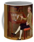 Portrait Of David Baldwin 1790 Coffee Mug
