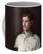Portrait Of Douglass Morgan Hall Coffee Mug